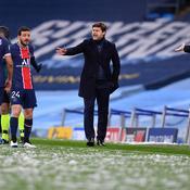 Mauricio Pochettino et Pep Guardiola