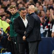 Galtier après la défaite lilloise contre l'Ajax : «Le score est sévère»