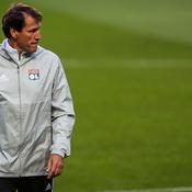 Garcia ne veut pas «que subir» face au Benfica