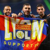 Memphis Depay, Rayan Cherki et Houssem Aouar