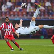 «Giroud, l'extraterrestre», la presse européenne s'enflamme pour le Français