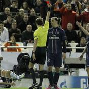 Zlatan Ibrahimovic PSG-Valence