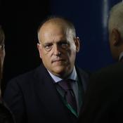 Javier Tebas dézingue le projet de super ligue européenne