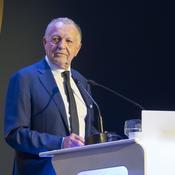Jean-Michel Aulas au Figaro: «Face à la Juve, Lyon a rendez-vous avec l'histoire»