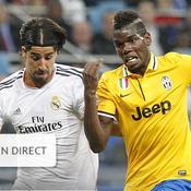 Juventus-Real en DIRECT