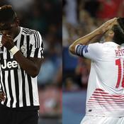 Juventus-Séville : des bêtes blessées face à face