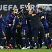 La joie du Dinamo Zagreb