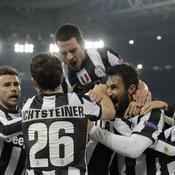 La Juventus a fait un grand pas vers la qualification