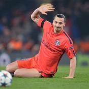 La saison de «merde» d'Ibrahimovic