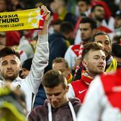 Le bel hommage des supporters de Monaco au Borussia Dortmund