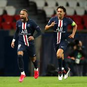 Neymar Jr et Marquinhos