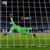 Messi transforme le penalty