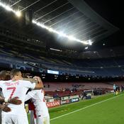 PSG maître du Camp Nou