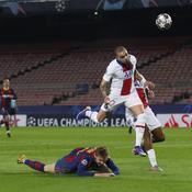 De Jong obtient un penalty
