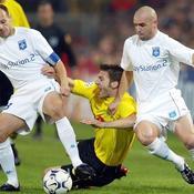 Le 25 septembre 2002, l'AJ Auxerre trop tendre