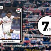 Les notes de Lyon face à Benfica : Depay reçu 4 sur 4, Aouar et Mendes éclatants