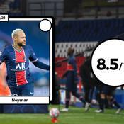 Les notes de PSG-Basaksehir: Neymar monstrueux, Mbappé remet le contact