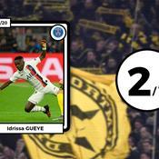 Les notes du PSG : Gueye naufragé, Thiago Silva dévoré par Haaland