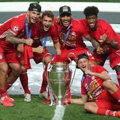 Les Français du Bayern au paradis