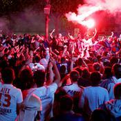 Les supporters du PSG pointés du doigt après les débordements de la nuit