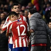Morata délivre l'Atlético Madrid contre Leverkusen
