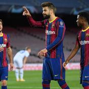 Barcelone n'a pas brillé, la Juventus Turin s'est promenée