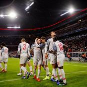 Liverpool mate le Bayern et poursuit sa route
