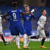 La frustration de Rennes qui s'incline à Chelsea