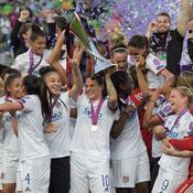Quatre à la suite pour les Lyonnaises en Ligue des champions