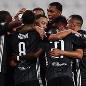 Lyon tient son exploit et écarte la Juventus