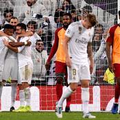 Le Real atomise Galatasaray, Rodrygo se fait un nom