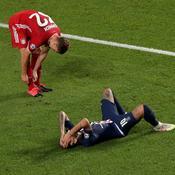 Neymar impuissant