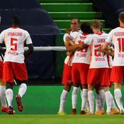 Tombeur de l'Atlético, Leipzig rejoint le PSG en demi-finales