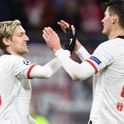 Leipzig achève Tottenham sans trembler