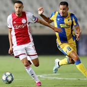 A dix, l'Ajax ramène le nul de Nicosie, le Slavia et Bruges prennent une option