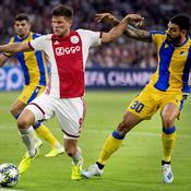 Ligue des champions : l'Ajax Amsterdam participera à la phase de groupes