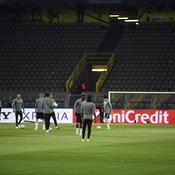 Les joueurs de l'AS Monaco