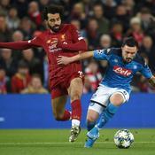 Liverpool acroché par Naples, L'Inter toujours en vie