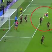 D'un ciseau fantastique, Griezmann maintient l'espoir pour l'Atlético Madrid
