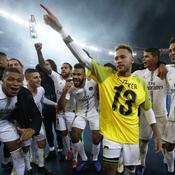 Neymar et ses coéquipiers