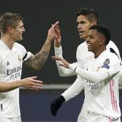 Le choc pour le Real Madrid face à Milan, Liverpool chute face à Bergame