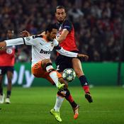 Séduisant contre Valence, Lille arrache son premier point