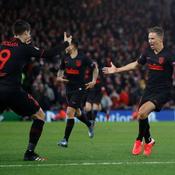 L'Atlético terrasse le tenant du titre Liverpool