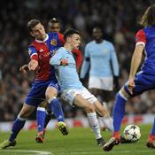 Manchester City se relâche contre Bâle mais se hisse en quarts