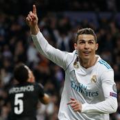 Le Real Madrid et Ronaldo crucifient le PSG sur la fin