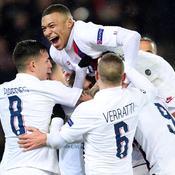 Ligue des champions : revivez tous les buts du PSG cette saison