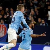 En s'imposant à Schalke, Manchester City prend une belle option