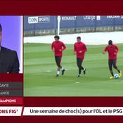Ligue des Champions : semaine décisive pour l'OL et le PSG