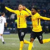 La Juventus vaincue par Berne et Hoarau