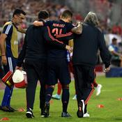 Lucas Hernandez blessé et opéré, le Bayern en colère après les Bleus